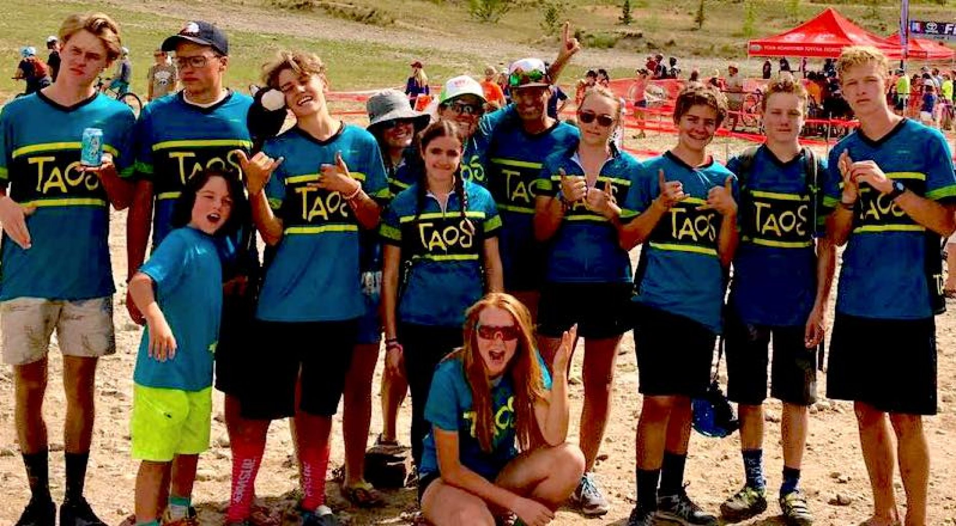 High School MTN Bike Team