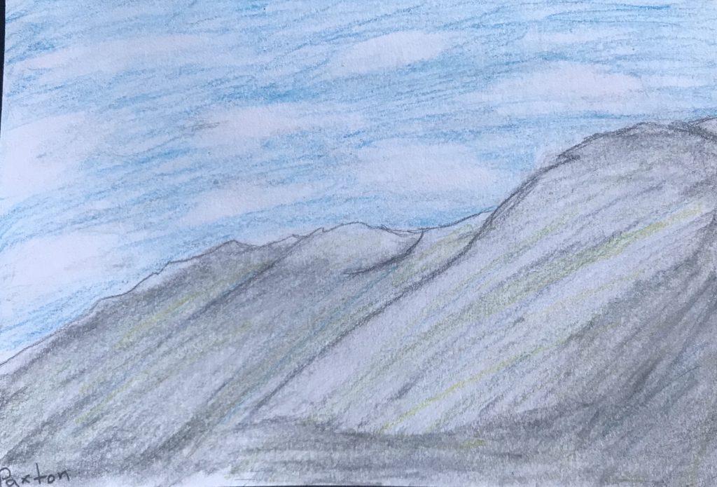 "Paxton H ""Taos Mountain"" age 11"